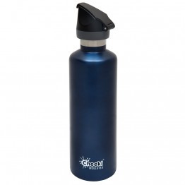 Cheeki Active Stainless Steel Water Bottle 750ml - Ocean