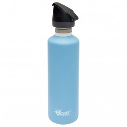 Cheeki Active Stainless Steel Water Bottle 750ml - Surf