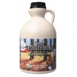 Coombs Family Farms Certified Organic Maple Syrup 946ml