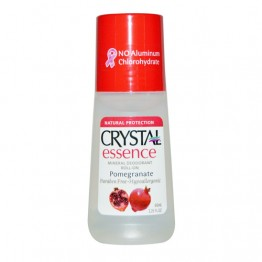 Crystal Body Deodorant Roll On Pomegranate 66ml