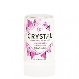 Crystal Body Deodorant Stick Unscented 40g