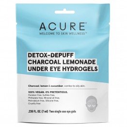 Acure Detox & Depuff Under Eye Hydrogels