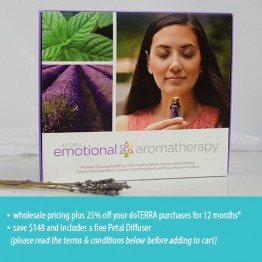 doTERRA Emotional Aromatherapy Kit (wholesale access + 25% off future doTERRA orders)