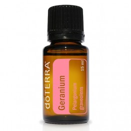 doTERRA Geranium Essential Oil - 15ml