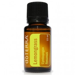 doTERRA Lemongrass Essential Oil - 15ml