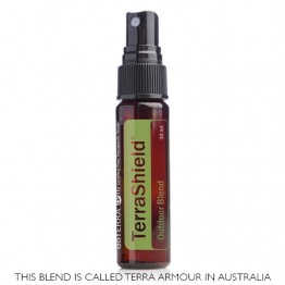 doTERRA TerraArmour Outdoor Essential Oil Blend - 30ml Spray