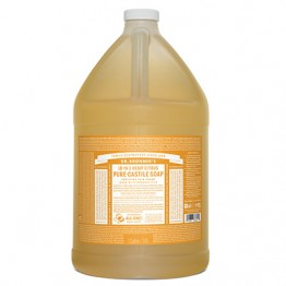 Dr Bronner's 18-in-1 Hemp Pure Castile Soap - 3.8 litres Citrus