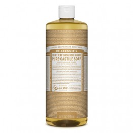 Dr Bronner's 18-in-1 Hemp Pure Castile Soap - 946ml Sandalwood Jasmine