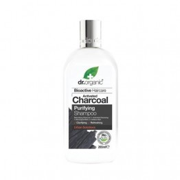 Dr Organic Activated Charcoal Shampoo - 265ml