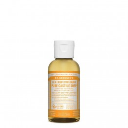 Dr Bronner's Castile Soap 59ml Citirus
