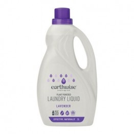 Earthwise Laundry Liquid 2L - Lavender