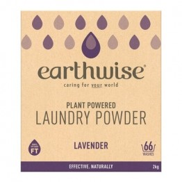 Earthwise Laundry Powder 2kg - Lavender