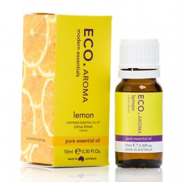 Eco Aroma Lemon Essential Oil - 10ml