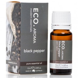 Eco Aroma Black Pepper Essential Oil - 10ml