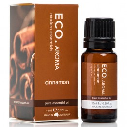 Eco Aroma Cinnamon Essential Oil - 10ml