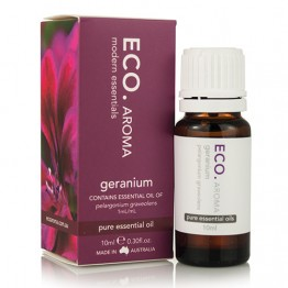 Eco Aroma Geranium Essential Oil - 10ml