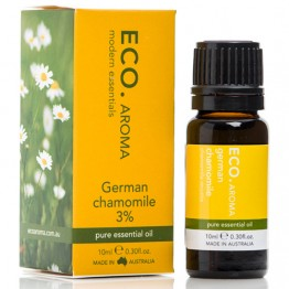 Eco Aroma German Chamomile 3% Essential Oil - 10ml