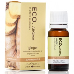Eco Aroma Ginger Essential Oil - 10ml
