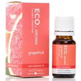 Eco Aroma Grapefruit Essential Oil - 10ml