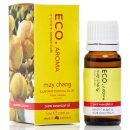 Eco Aroma May Chang Essential Oil - 10ml