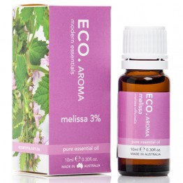 Eco Aroma Melissa 3% Essential Oil - 10ml