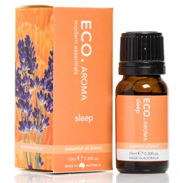 Eco Aroma Sleep Essential Oil Blend - 10ml