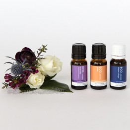 Eco Aroma Deep Sleep Essential Oils Pack - Dream Drops Sleep and Lavender