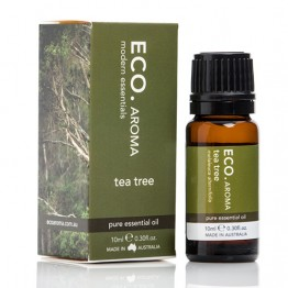 Eco Aroma Tea Tree Essential Oil - 10ml