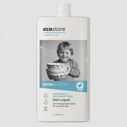 Ecostore Dish Liquid 1L Ultra Sensitive