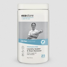 Ecostore Laundry Soaker & Stain Remover 1kg Fragrance Free