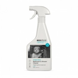 Ecostore Antibacterial Bathroom & Shower Cleaner 500ml - Citrus
