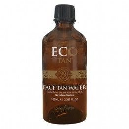 Eco Tan Organic Face Tan Water 100ml