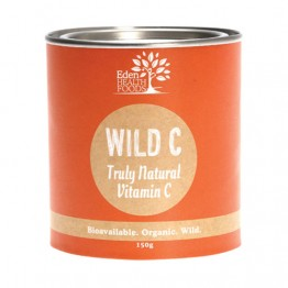Eden Health Foods Wild C Truly Natural Vitamin C Powder 150g