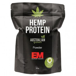 EM Superfoods Hemp Protein Powder - 500g
