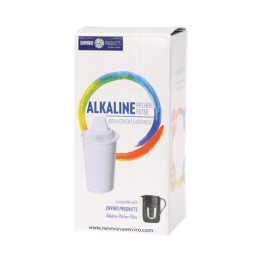 Enviro Products BPA Free Alkaline Water Filter Jug - Replacement Filter Cartridge