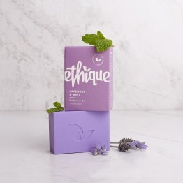 Ethique Solid Bodywash Bar 120g - Lavender & Peppermint