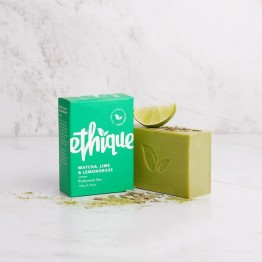 Ethique Solid Bodywash Bar 120g - Matcha, Lime & Lemongrass
