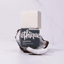 Ethique Solid Cream Body Cleanser 105g - Unscented