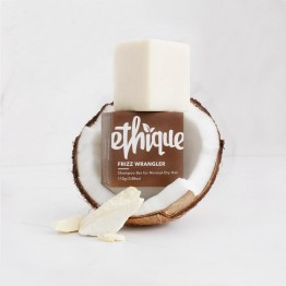 Ethique Solid Shampoo Bar for Dry Or Frizzy 110g - Frizz Wrangler