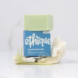 Ethique Solid Shampoo Bar for Curly Hair 108g - Professor Curl