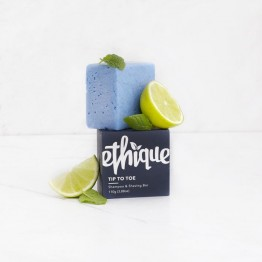 Ethique Solid Shampoo & Shaving Bar 110g - Tip-to-Toe