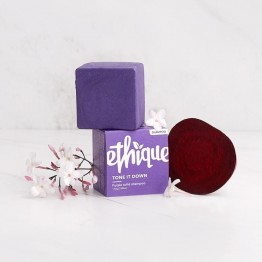 Ethique Solid Purple Shampoo Bar 110g - Tone It Down