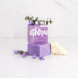 Ethique Solid Shampoo Bar for Normal Hair 110g - Wombar - LIMITED EDITION