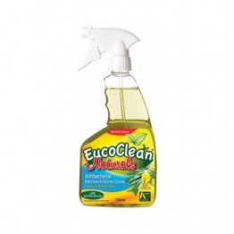 Eucoclean Naturals Bathroom & Kitchen Spray - Citronella & Rosemary 750ml