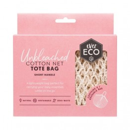 Ever Eco Cotton Net Shopping Bag - Short Handles
