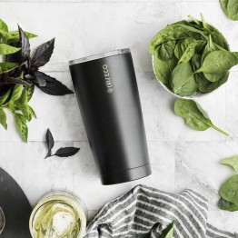 Ever Eco Stainless Steel Insulated Tumbler 592ml - Onyx