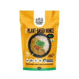 Flexible Foods Plant-Based Mince 100g - A Taste of India