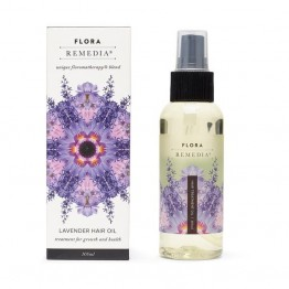 Flora Remedia Lavender Hair Oil - 100ml