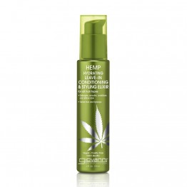 Giovanni Hemp Hydrating Leave-In Conditioning & Styling Elixir - 118ml
