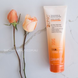 Giovanni 2chic Tangerine & Papaya Ultra Volume Conditioner - 250ml